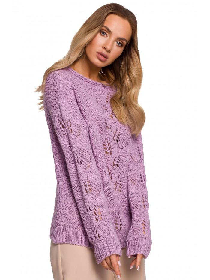 M600 Lightweight Sweater - lilac